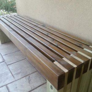 עץ דגם שלבים 5 300x300 - ספסל עץ דגם שלבים