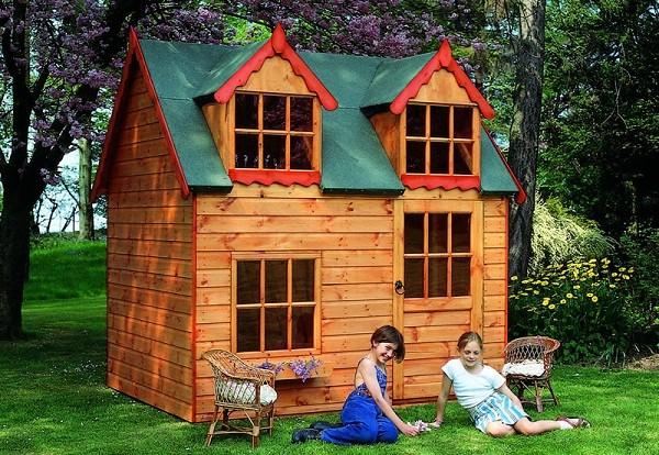 עץ לילדים דגם אסתר - בית עץ לילדים דגם אסתר