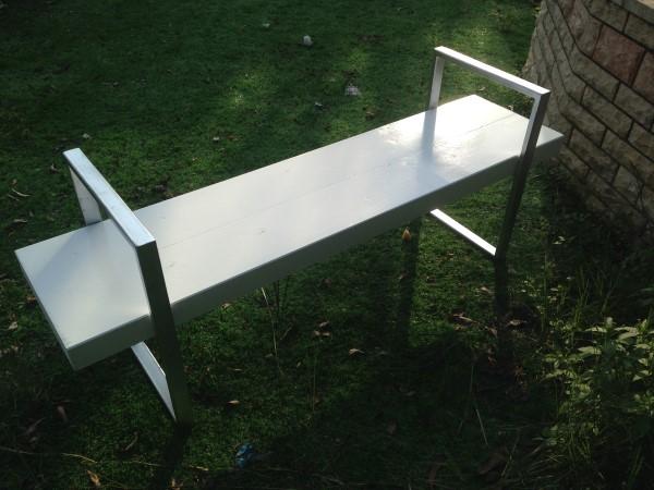 IMG 5117 - ספסל עץ מלא דגם פיקוס