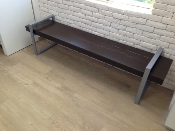 IMG 5292 - ספסל עץ מלא דגם פיקוס