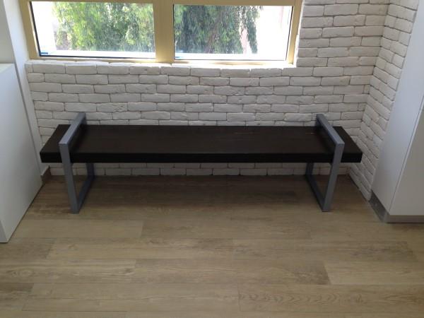 IMG 5294 - ספסל עץ מלא דגם פיקוס