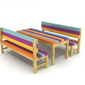 ישיבה קשת 2 300x300 - מערכת ישיבה לילדים דגם קשת