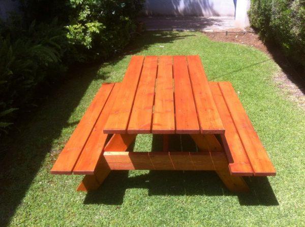 "IMG 1551 Large 600x448 - שולחן פיקניק קק""ל 2.00 מ'"