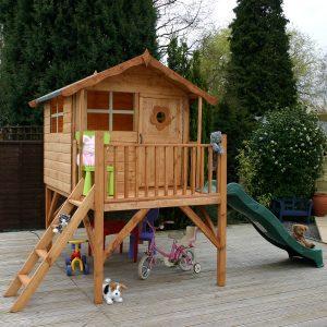 עץ 2 300x300 - בית עץ לילדים דגם יהודה