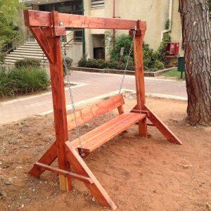 דגם צפירה 1 300x300 - נדנדה מעץ דגם צפירה