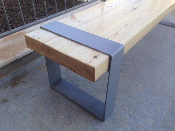 דגם זיו 2 16 600x450 - ספסל דגם זיו 2