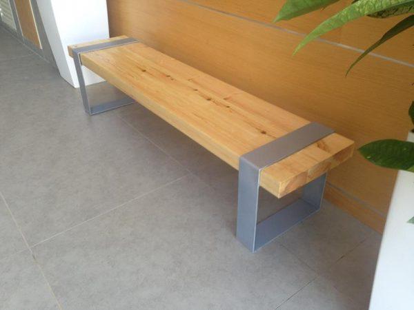 דגם זיו 2 4 600x450 - ספסל דגם זיו 2