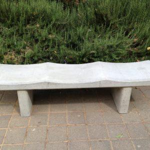 IMG 2352 Large 300x300 - ספסל דגם בטון גלי
